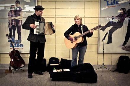 Radio Documentary: The Music of the Subway